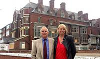 Lib Dem leader Councillor Sue McGuire has met with the Council's new Head of Planning Stuart Barnes and heritage officers to look at ways of bringing in outside money to help improve the look of the central parts of Southport. Deputy Leader and town centre councillor Tony Dawson has also meet with...