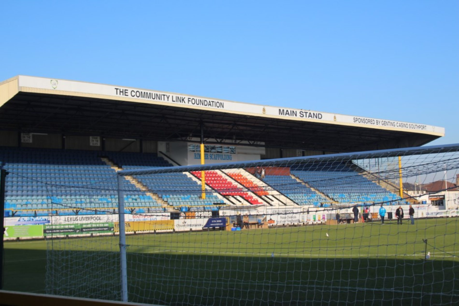 Southport FC holding company Pinewise have expanded the share capital of the company by 158,435 new shares, making the total number of shares allotted now 500,000.    There are no specific details currently available of individual shareholder allocations.    Recently it was announced that local...