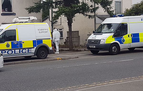 Officers from Merseyside Police along with scientific support are at a house on Norwood Road Southport.    Witnesses living close by are suggesting that a body has been found.    This has not been confirmed by police yet.    More from the press office later.