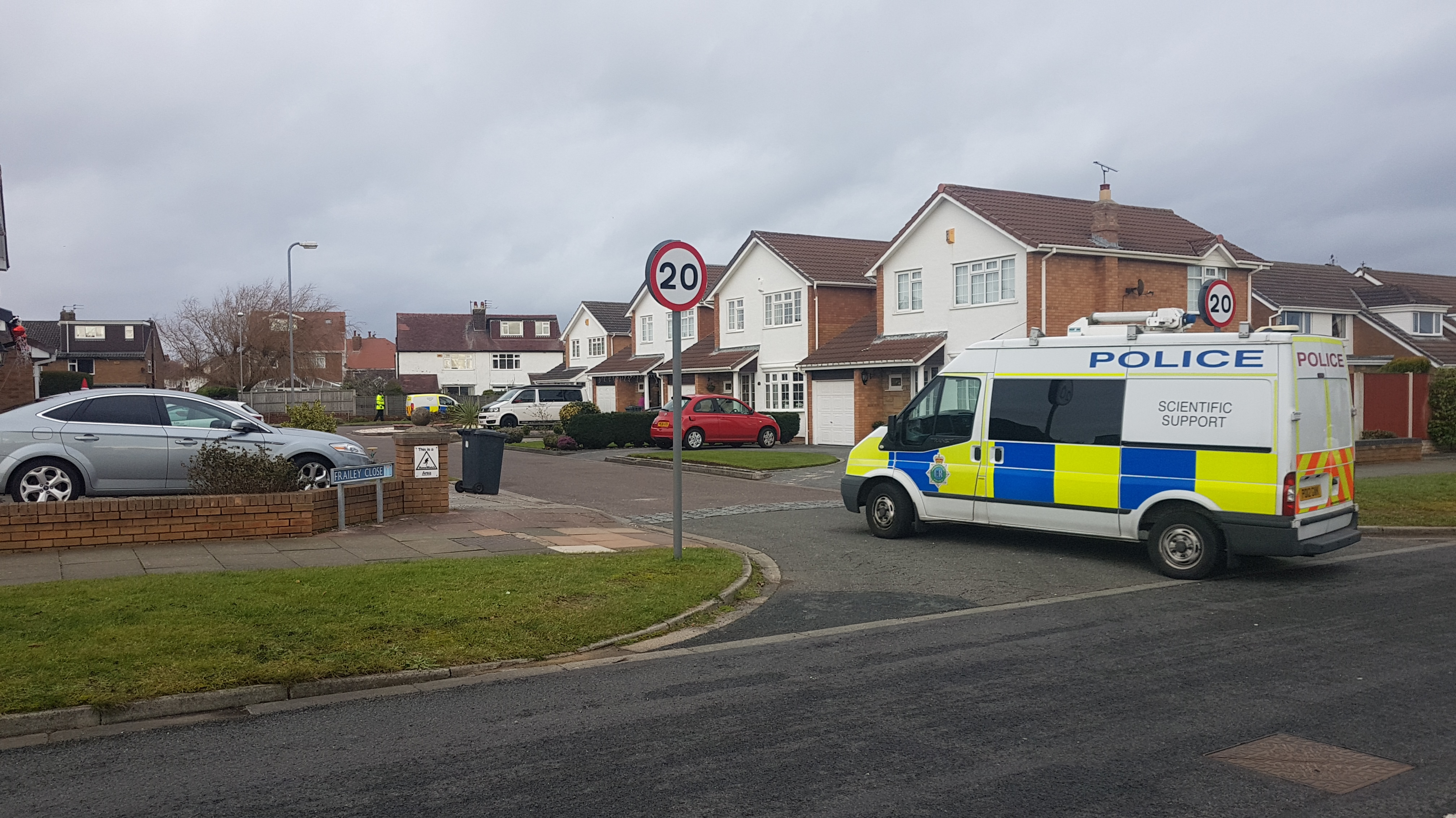Merseyside Police can confirm enquiries are underway following the death of a man and woman in Southport.     A report of concern for the safety of a man and woman in their 80s on Frailey Close was received today (Thursday 14 December 2017).     Emergency services were called to the house at about...