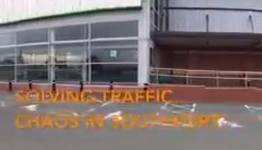 The Southport Lib-Dems have released a video highlighting how the traffic chaos at Kew might be resolved.
